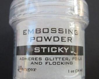 Ranger -Sticky Embossing Powder 1oz