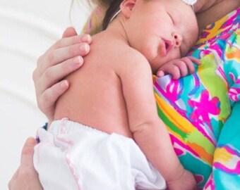 All PEARL bow Baby headband, newborn headband, adult headband, child headband and photography prop  headband