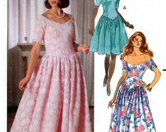 Butterick 5503 Misses' Dress Sewing Pattern - Uncut - Size 6, 8, 10