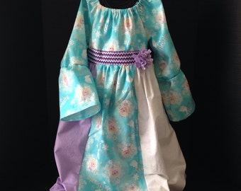 Boutique Elsa patchwork Dress