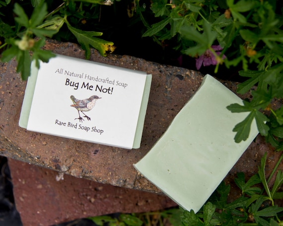 Bug Me Not! Soap
