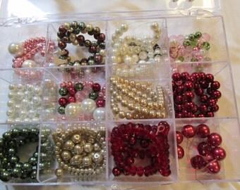SALE DIY  Bead Mix Jewelry Making Set