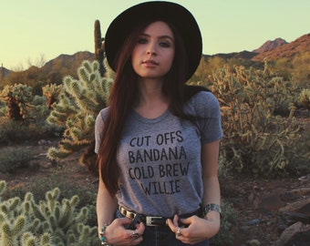 The Willie Tee - Womens