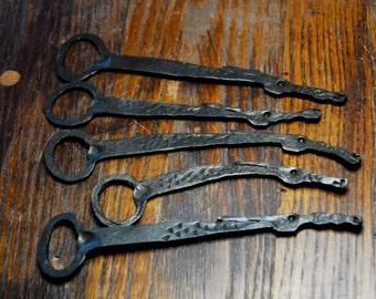 Blacksmith Hand-forged Steel Dragon Bottle Opener