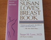 Book - Dr. Susan Love's Breast Book - the bible of women with breast cancer -  Education