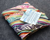 Microwavable Corn Bag Heating Pad / Ice Pack-- This Way, Back 10x16