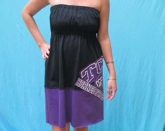 TCU Game Day Dress Tailgate in Style Horned Frogs