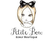 Petite Bow  OOAK Character Illustrated Premade Logo design-Will not be resold