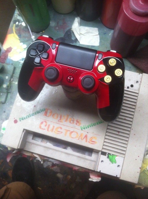 A Playstation Worker Spent 10 Hours Customizing A Controller For A Gamer With Cerebral Palsy