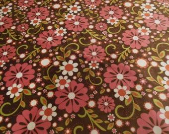 Riley Blake Indian Summer Minky Fabric