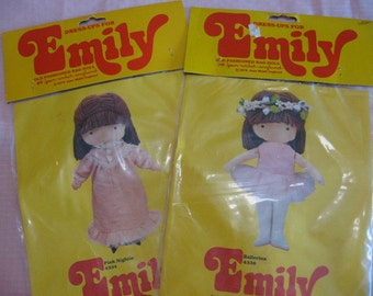 Emily doll clothes for Joan Walsh Anglund doll