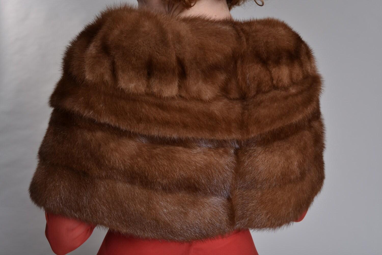 Vintage 1950s mink fur stole hudson 39 s bay co autumn haze - Polsterstoffe fur stuhle ...