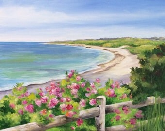 Cape Cod Summer Day, by Renee MacMurray