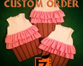 Custom Order for Katherine - Purse Costume - size 4T