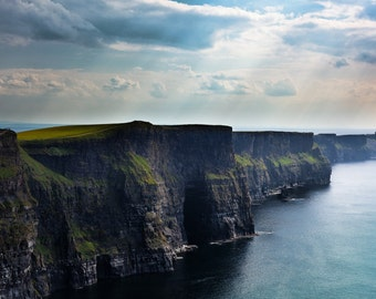 Cliffs Of Moher Ireland Poster | 24 x 36 inch