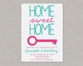 Housewarming Party Invitation, Housewarming Invitation, New Home Announcement