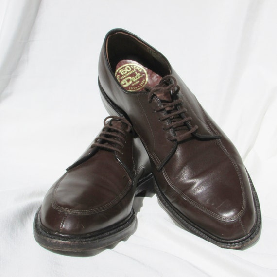 vintage dack custom dress shoes made in canada size 10 high