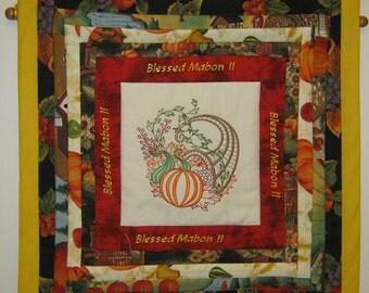 Sabbat Banner - Mabon, Fall Equinox, Harvest Home