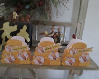 Beehive Bags Set of 12
