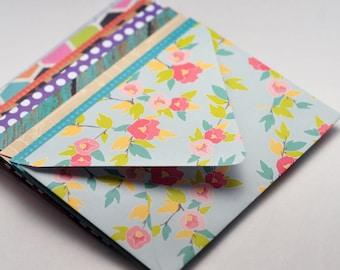 Assorted Envelopes // Set of 10 // Patterned Envelopes // Blank Cards