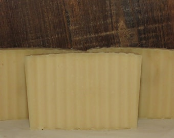 Dandelion and Honey Luxury Cold Process Rustic Soap