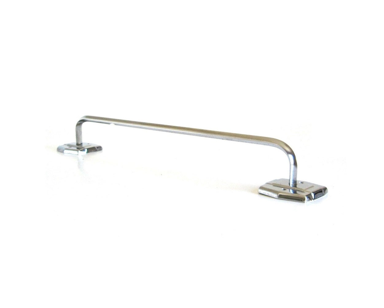 bathroom towel rod kitchen towel bar chrome 18 by