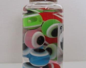 Pickled Eyeballs (Large) (Mini Glass Bottle)