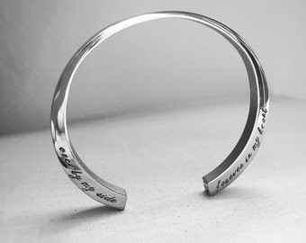 Memorial Bracelet Cremation Urn Cuff Silver Keepsake In Memory of Pet Loss Loved One Remembrance Includes funnel