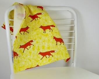 Tea Towel – Foxes