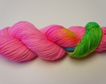 Rainbow Dash on Pixie 100% SW Merino
