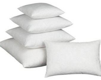 Pillow Insert (various sizes)