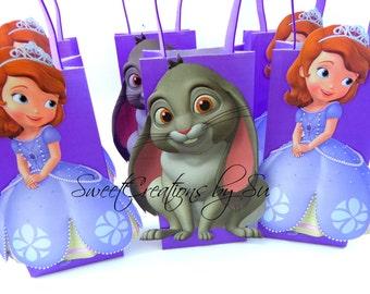 SALE !!!Princess Girls  Favor Bags Full body