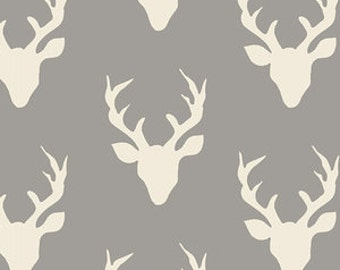 Gray Buck Contour Changing Pad Cover