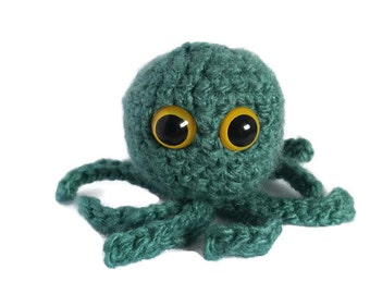 Teal the Catnip Octopus