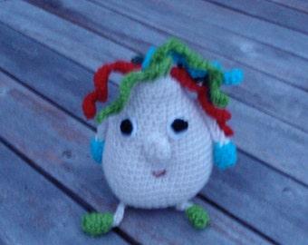 Amigurumi crochet pattern PDF  turnip