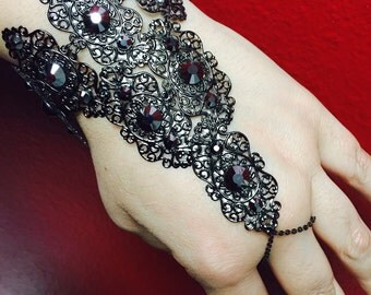 Henna Glove bracelet