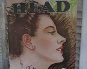 Walter Foster How to draw the Head  Oversize Foster Art Book