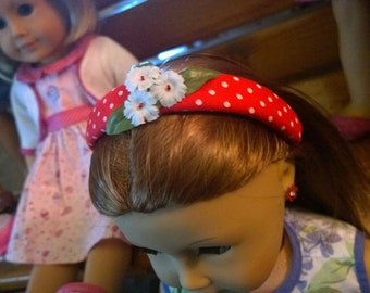 American Girl Doll Headband