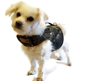 Camouflage Reversible Dog Harness - Dog Clothes - Dog Harnesses - Dog Clothing - Clothes for Dogs-Harnesses for Dogs - Hunting Vest-Dog Coat
