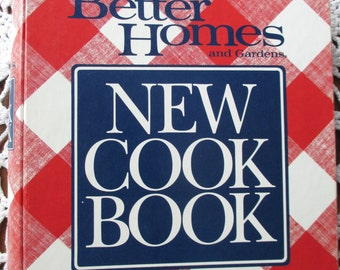 Better Homes & Gardens New Cook Book - 1989