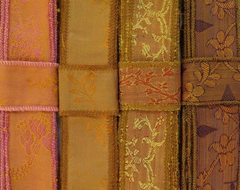 Brocade Sari Ribbon, C69
