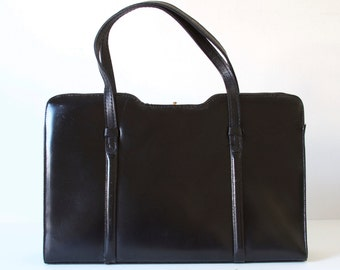A.Antinori Black Handbag