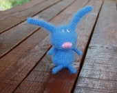 Crochet Bunny toy for kids stuffed bunny amigurumi