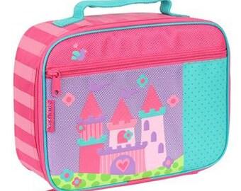 Personalized Stephen Joseph Princess Castle Classic Lunchbox