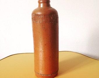 Vintage Schnapps Bottle