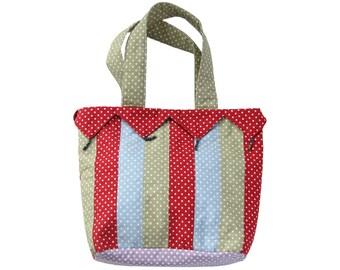 Patchwork lined bag PDF pattern PDF Bag Pattern Easy Bag Pattern Instant Download Digital