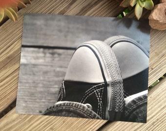 Chucks - 8x10 Lustre/Matte Professional Photography Print