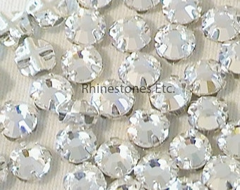 Crystal 16ss Rose Montee Swarovski Elements 36 pieces