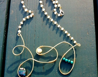Abalone Sea Dream Necklace