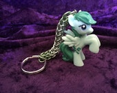 Custom My Little Pony Medley Chainmaille Keychain